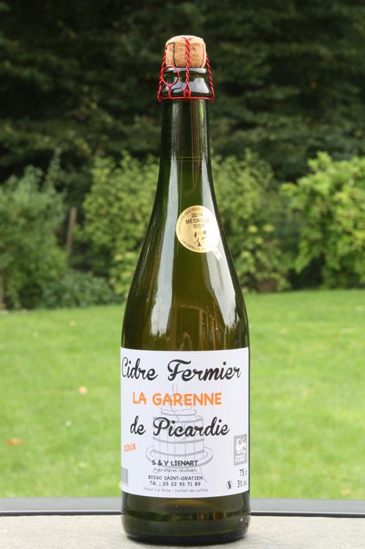 Cidre doux (75 cl)