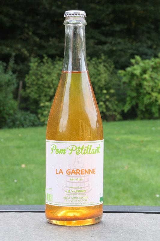 Le Pom'Pétillant  (75 cl)