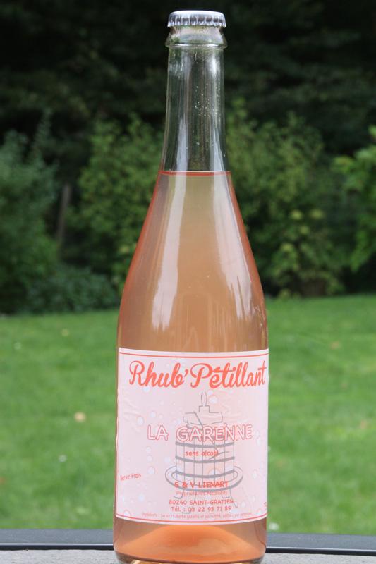 Le Rhub'Petillant (75 cl)
